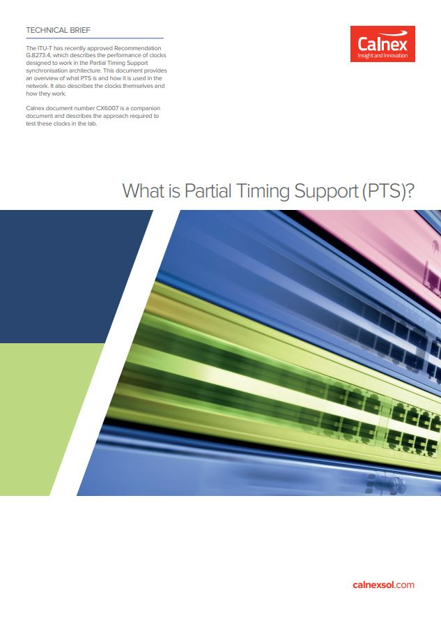 What us Partial Timing Support