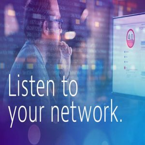 Listen to your network headline